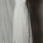 Letní svatební šaty